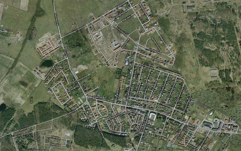 Bezrzecze 24 Portal Mieszkancow Bezrzecza Google Maps